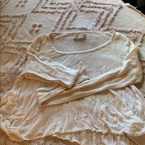White Light sweater